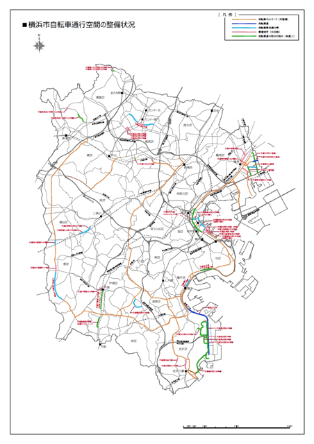 横浜市全域地図PDFへのリンク